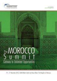 The Morocco Summit Program - ARPA International