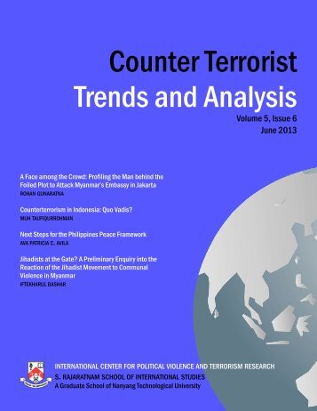 June - Counter Terrorist Trends and Analysis