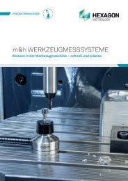 m&h WERKZEUGMESSSYSTEME - Hexagon