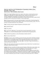 Interview med CGelever.bilag 4.pdf - Institut for Matematiske Fag