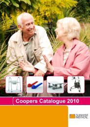 Coopers Catalogue 2010 - Home Mobility
