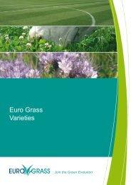 Euro Grass Varieties