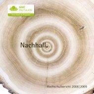 download - Hochschule für nachhaltige Entwicklung Eberswalde