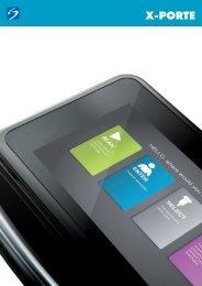 Broschüre inklusive der Spezifikationen herunterladen ... - SonoSite