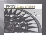 Powerpoint - Pine-Richland School District