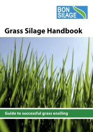 Grass Silage Handbook - Bonsilage