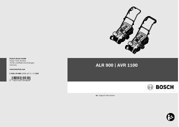 ALR 900 | AVR 1100 - PSM PLANT & TOOL HIRE CENTRES LTD