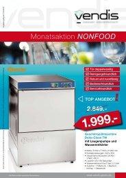 Lesen Sie hier - bei Vendis Gastro GmbH & Co. KG