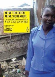 Aufbau Flyer 17.3.10.indd - Soziale Menschenrechte bei Amnesty