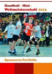 Weltmeisterschaft 2013 - Presse & Medien der IDL Handball Mini ...