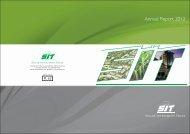 AR 2012 - SIT Sugar Investment Trust