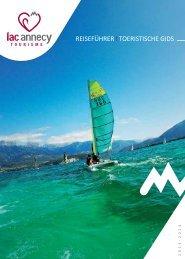 reiseführer i toeristische gids - Annecy - Office de Tourisme du Lac d ...