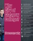 international prospectus - City of Glasgow College - Page 3