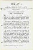 September-October 1947 - North American Rock Garden Society - Page 3