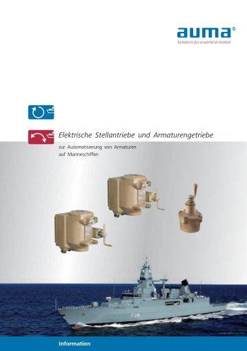 Elektrische Stellantriebe und Armaturengetriebe - Auma.com