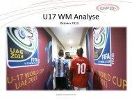 U-17-WM 2013 - Analyse (Stadler/Huemerlehner)