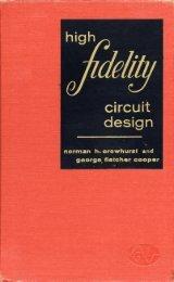 High Fidelity Circuit Design by Crowhurst & Cooper ... - tubebooks.org
