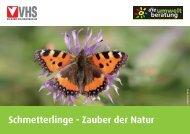 Schmetterlinge ‐ Zauber der Natur - Das Schmetterlinghaus