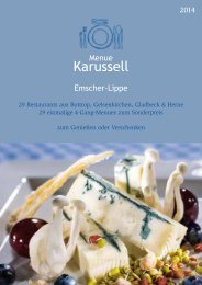 programmheft zum download - Menue Karussell