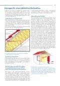 wind- und luftdichtigkeit bei geneigten dächern - Energie & Haus - Seite 3