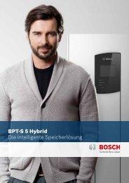 BPT-S 5 Hybrid Die intelligente Speicherlösung