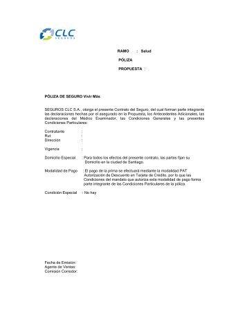 ING Version 5 01.07.04 al 30.09.06 - Clínica Las Condes