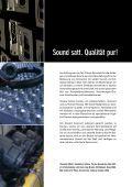 Viel mehr als nur perfekter Sound - Südwest Sound - Seite 2