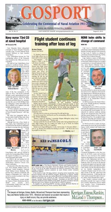 Nas Pensacola Mwr Receives Cnic Four Star Gosport