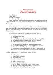 Kütahya 27 Tesisin Açılış ve Temel Atma Merasimi - Devlet Su İşleri ...