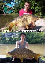 Der Traunseefischer Ausgabe 67 September 2013 - Fischerverein ...