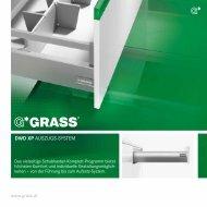 DWD XP AUSZUGS-SYSTEM - Grass