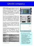 GAUSS compact p - - Kraft und Butzke GmbH - Seite 2