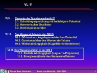 Vorkurs Mathematik 2002