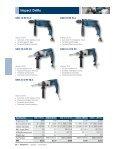 Drills and Screwdrivers Drills, Impact Drills ... - Allfix Fasteners - Page 6