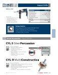 Drills and Screwdrivers Drills, Impact Drills ... - Allfix Fasteners - Page 7