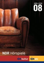 NDR Info - Radio Bremen Shop