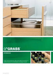 Grass Interwood Tipmatic Plus