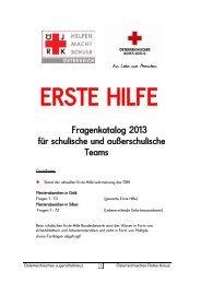 Fragenkatalog 2013 Theorie - Blogs beim Österreichischen Roten ...