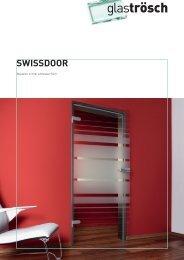 SWISSDOOR Beschläge - Glas Trösch Beratungs-GmbH