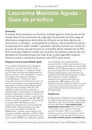 Leucemia Mieloide Aguda - Oncología Clínica / Hematología ...