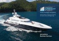 Business Services Brochure - Warsash Superyacht Academy