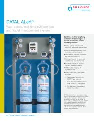 to download - Air Liquide America Specialty Gases