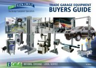 BUYERS GUIDE - Bullworthy Garage Equipment