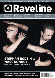 Stephan Bodzin vs. Marc Romboy Im intergalaktischen Raum von ...