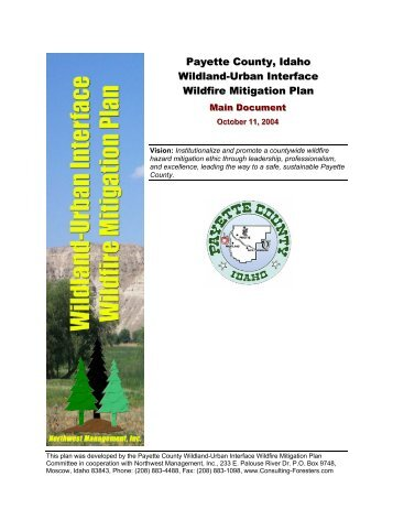 Chapter 6 - Idaho Department of Lands