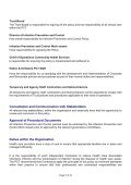 Waste Management Infection Prevention and Control Policy No.24 - Page 5