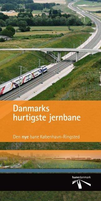 Danmarks hurtigste jernbane - Banedanmark