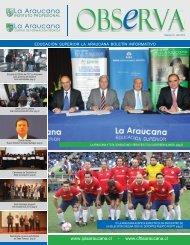 Observa digital - Instituto Profesional - La Araucana