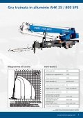 Gru trainata in alluminio - Page 7