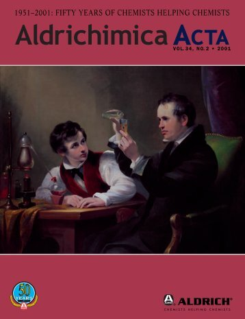 Aldrichimica Acta Vol. 34, No.2 - Sigma-Aldrich